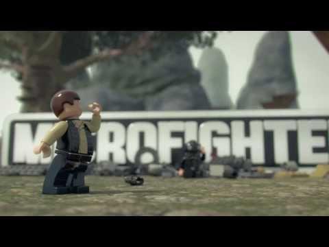 Lego Star Wars - Mikrostíhačky 2 - Útok tankov