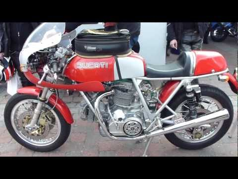 Ducati 900 SS Start Up Failed  * see also Playlist