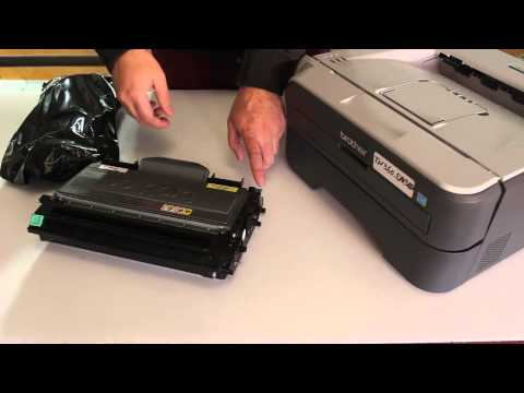 How to Replace Toner Cartridge TN360 to Imaging Drum DR360 in Brother Printers