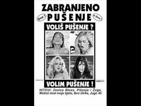Zabranjeno pusenje - Ibro dirka (live in Kakanj).wmv