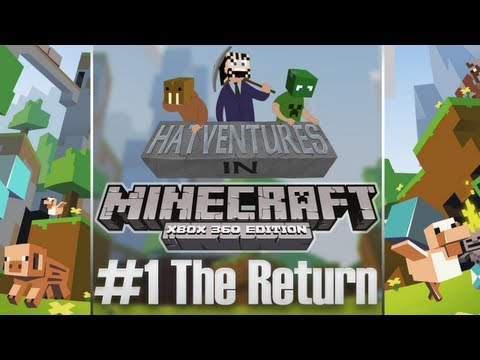 Minecraft 1.8.2 XBLA #1 - The Return