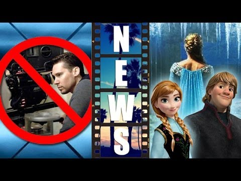 Bryan Singer loses X-Men Apocalypse 2016? Anna & Kristoff on Once Upon A Time - Beyond The Trailer