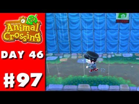 Animal Crossing: New Leaf - Part 97 - Closed Stores (Nintendo 3DS Gameplay Walkthrough Day 46), Thanks for every Like and Favorite! They really help! This is Part 97 of the Animal Crossing: New Leaf Gameplay Walkthrough for the Nintendo 3DS! On Day 46, ...