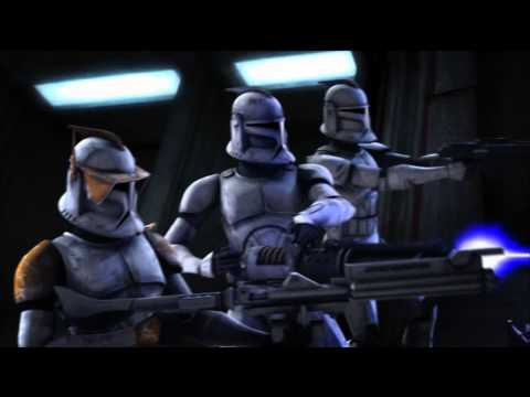 star wars the clone wars music video clones tribute youtube. Black Bedroom Furniture Sets. Home Design Ideas