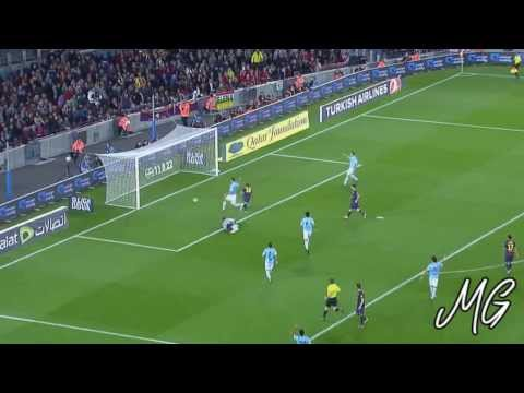 Jordi Alba - Goals & Assist 2013/14 ||HD||
