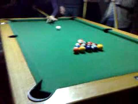 best billiards break