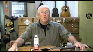 Watch the Trade Secrets Video, Fretboard Finishing Oil
