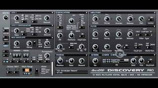 Discovery Pro — Techno Synth Stab Tutorial