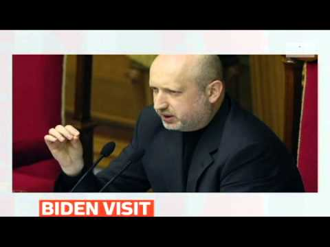 mitv - VP Joe Biden arrives in Kiev to meet Ukraine's leaders