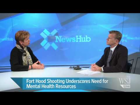Fort Hood Shooting Underscores Need for Mental Health Services