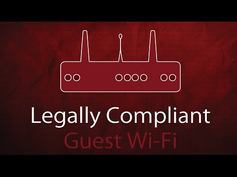 Retail Secure - Legally Compliant Guest Wi-Fi