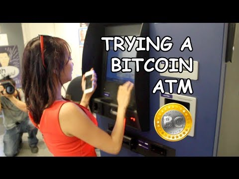 Using Robocoin's Bitcoin ATM Was...Difficult