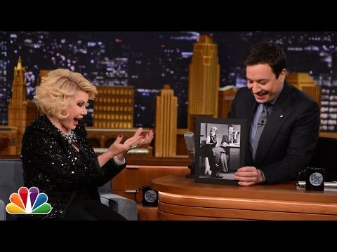 Joan Rivers Returns to The Tonight Show