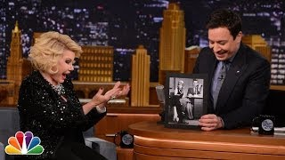 Joan Rivers on The Tonight Show After 26-year Ban
