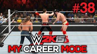 """WWE 2K15 My Career Mode Ep. 38 """"SHOWSTOPPA!"""" [WWE"""