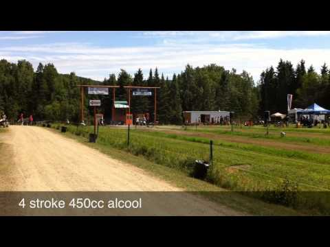 atv 450cc Alcohol Drag 4 Stroke