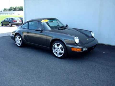 1993 Porsche 911 C4 For Sale 23 990 Stratham Nh Youtube