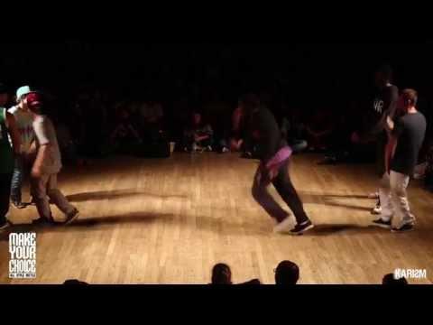 Make your choice contest  2014 - 1/4 Finale - Shie-chan/Loic/Vovan VS Tony B/Ben/Djylo - Karism