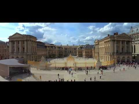 Access 360° World Heritage Palace of Versailles
