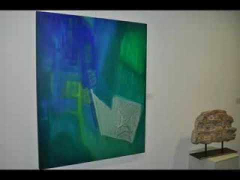 galerie b hner vernissage vom 23 september 2011 im signal iduna business tower mannheim youtube. Black Bedroom Furniture Sets. Home Design Ideas