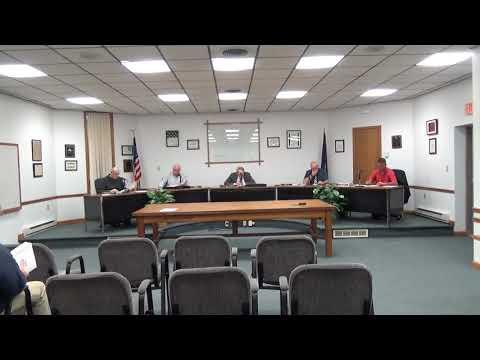 Rouses Point Village Board Meeting 3-2-20