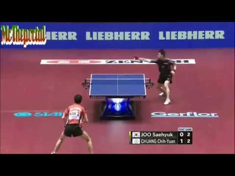 "Table Tennis - ""Best Of WTTTC Tokyo 2014"" - Part 4/4"