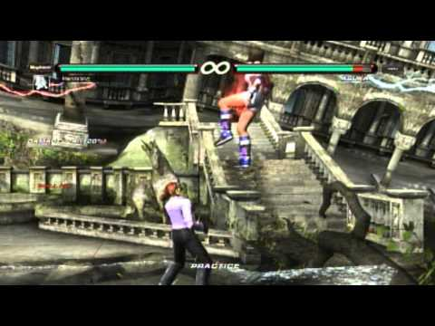 Tekken 6 Hwoarang Combo Act. 3 - Back In Business!
