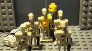 Lego Star Wars The Clone Wars III: Une Vengeance Partie 1