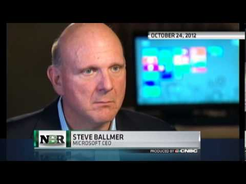 Ballmer to Step Down: What's Next for Microsoft? (8/23/13)