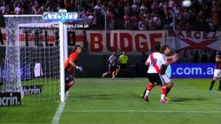 River también tuvo las suyas. River 0 - Colón 0. 8vos. Copa Argentina. FPT
