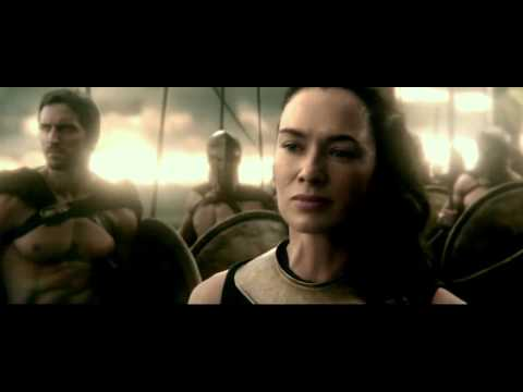 300 Rise of an Empire Spartans Arriving Scene