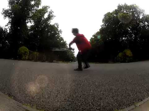 Longboarding Leicester 2013 - Mini Edit filmed with GoPro.