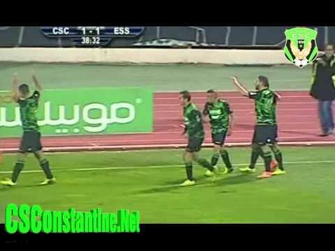 CSC 1 - ESS 2 : Le but de Hamza Boulemdais