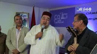 ليلة العود مع سعيد المغربي