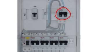 Funcionamiento cuadro eléctrico vivienda