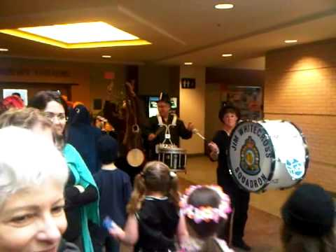 Gray Academy Purim Parade March 8