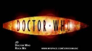 Doctor Who Theme Rock Mix Extended
