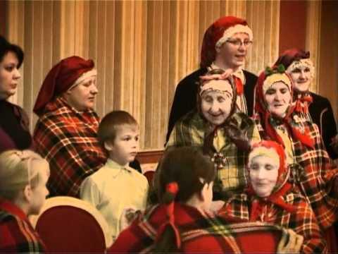 Смотреть видео Праздник фольклера пройдет в Вентспилсе