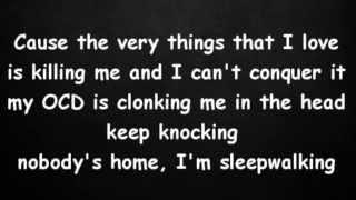 Eminem The Monster (Lyrics) Ft. Rihanna