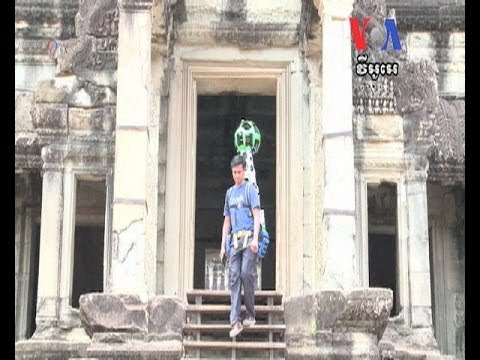 Google Launches Digital Tour of Angkor Wat