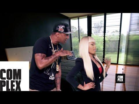 Cam'ron feat. Nicki Minaj - So Bad