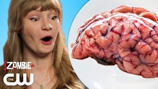 People Eat Brains For The First Time