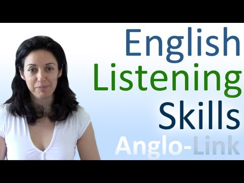 Learn English Listening Skills
