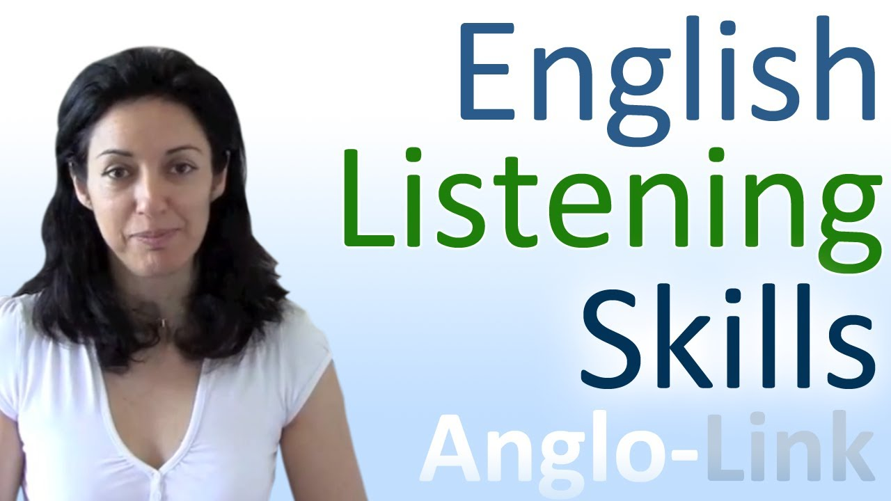 Learn English Listening Skills - How to understand native ...