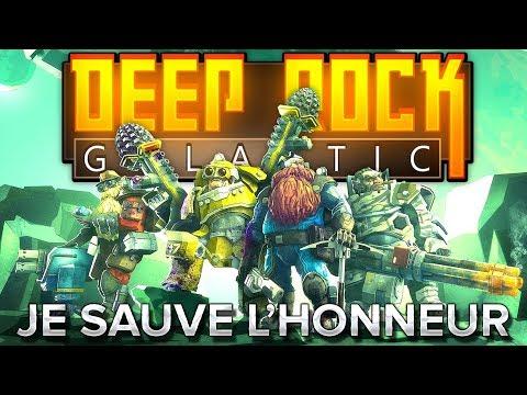 Deep Rock Galactic #5 : JE SAUVE L'HONNEUR