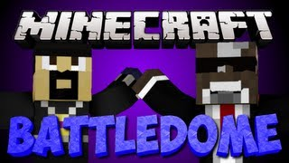 Minecraft BATTLE DOME w/AntVenom and More