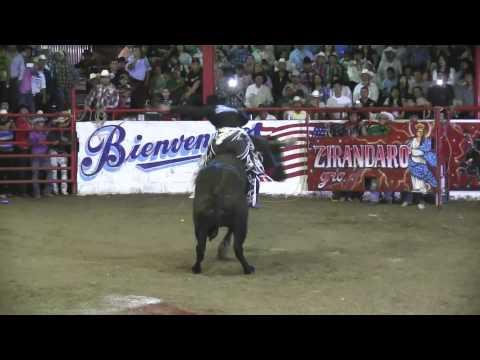 - Primera Ronda, Primeras 5 montas - Primer Torneo Nacional de Jaripeo Ranchero en USA