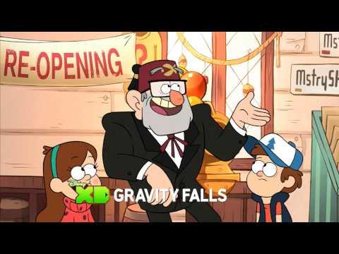 Gravity Falls Season 2 Disney XD Premiere Promo