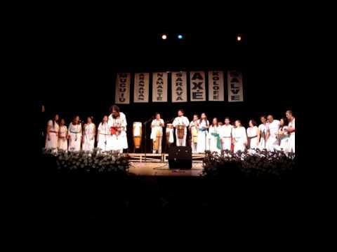 Engoma do Terreiro Pai Maneco - Pai Maneco de Aruanda - Guairinha 20/11/2010