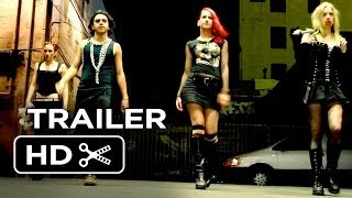 101: Modern Los Angeles Vampires Official Trailer (2014
